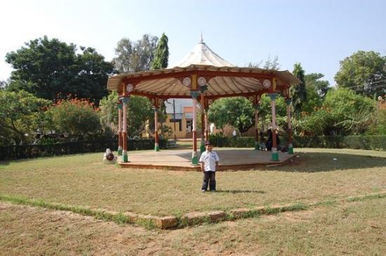 Bhuj, India: khengar park
