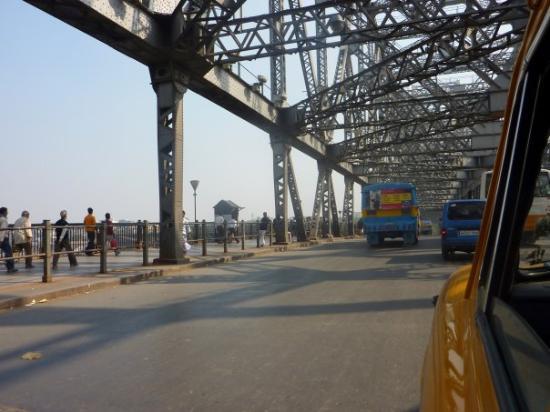 The 'Yuva' fame Howrah bridge..