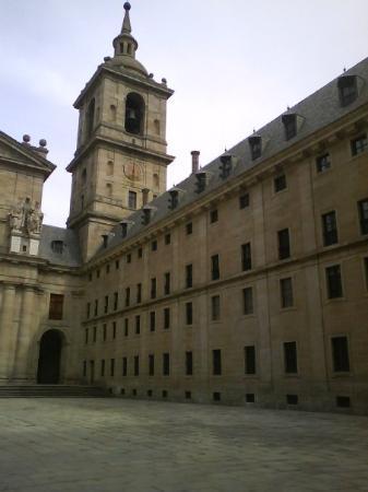 Patio De Los Reyes Picture Of San Lorenzo De El Escorial