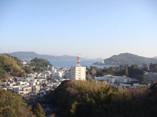 Senpokaku: 部屋からの眺め