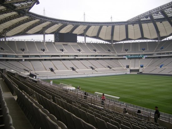 ‪Seoul World Cup Stadium‬