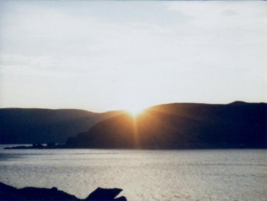 Mageroya, Noruega: Kamøya