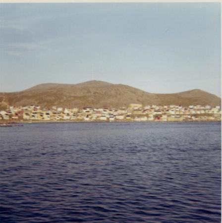 Mageroya, Noruega: Honningsvåg