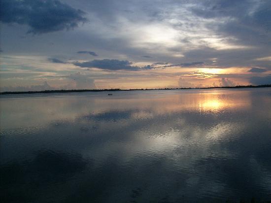 Resort Sixty-Six: sunset
