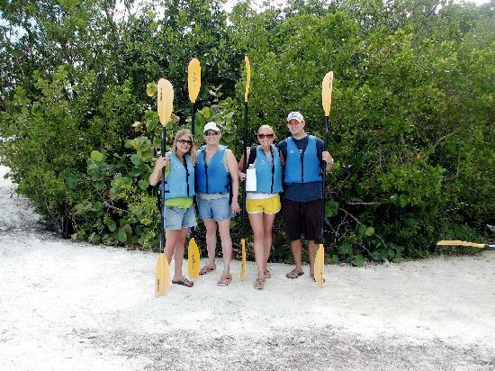 North Miami Beach, Floryda: Kayaking at Oleta