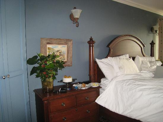 Dancing Firs Bed and Breakfast: The accommodations