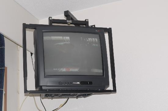Hotelli Aakenus: TV in Room