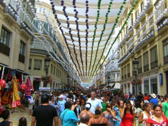 Plaza Obispo Malaga Picture Of Malaga Costa Del Sol