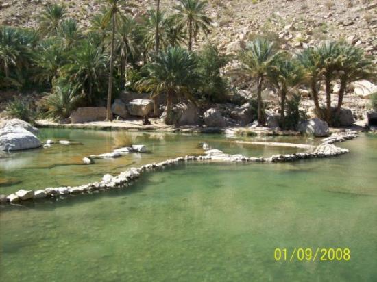 Sur, Oman: Wadi Bani Kahlid - Oman