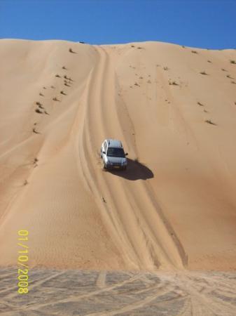 Sur, Oman: Wahabi Dune - Oman