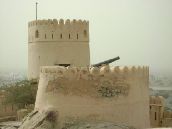Barka, Oman: Rastaq Fort