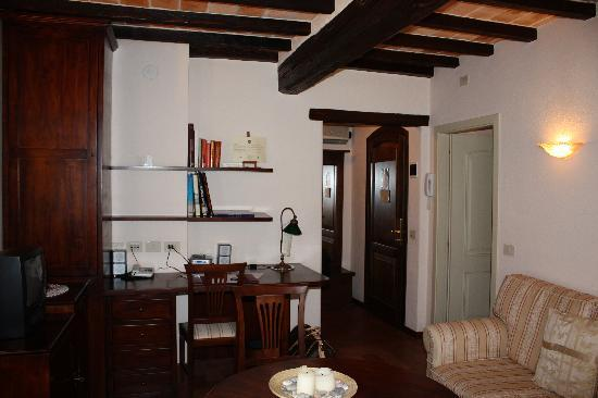 Castelvetro di Modena, Italien: our room