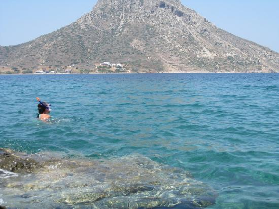 Massouri, Greece: Snorkeling