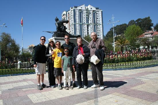 A la Maison: Me and my family in La Paz