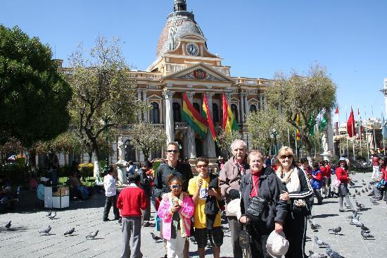 A la Maison: More La Paz