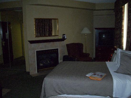Peterborough Inn & Suites Hotel: Camera da letto
