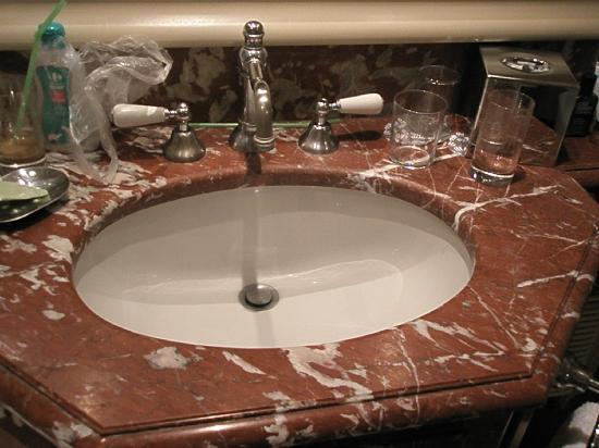 Bathroom Sinks Regina bathroom sink - picture of the westin europa & regina, venice