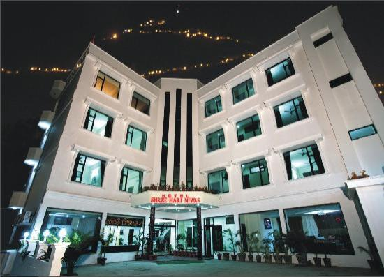 Front Elevation Hotel : Front elevation picture of hotel shree hari niwas katra