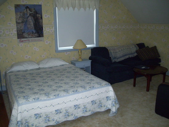 Fortune's Madawaska Valley Inn : Camera da letto