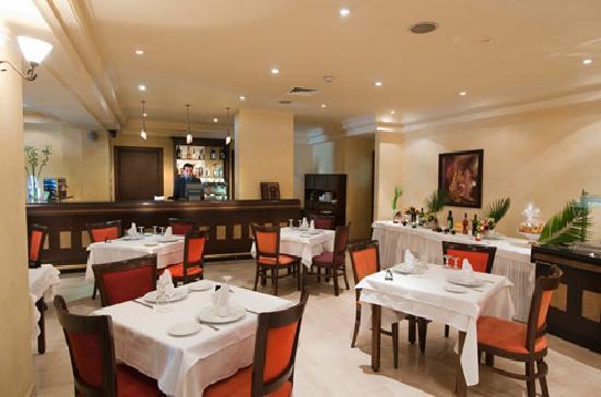 Hotel le Consul : Restaurant