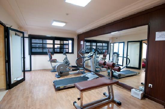 Hotel le Consul: Fitness