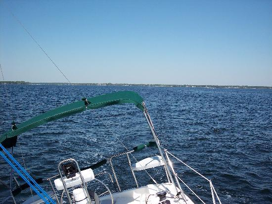 Niceville, FL: Sailing out of Rocky Bayou