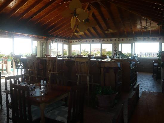 Coco Beach Resort: The Upper Deck
