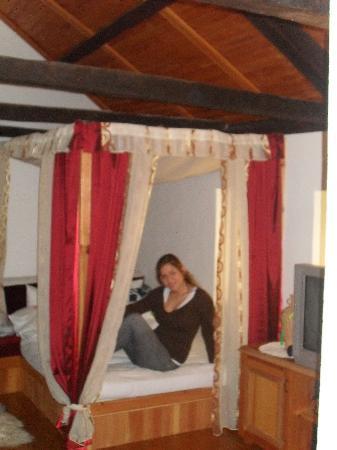 Bosnian National Monument Muslibegovic House Hotel: la habitacion