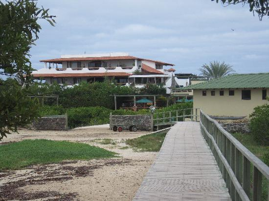 Finch Bay Galapagos Hotel: The Finch Bay