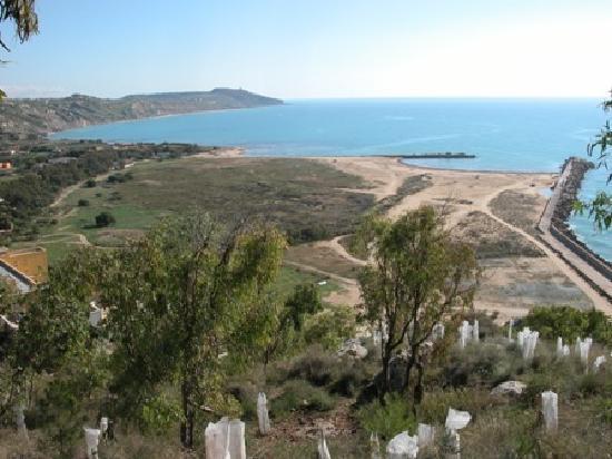 Sole Mediterraneo Resort: Panorama