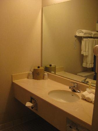 Holiday Inn Express Roseburg : Bathroom