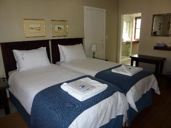 Cornerstone Guesthouse: Our room