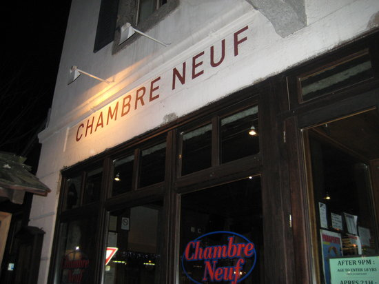 Chambre Neuf: Good Beer!
