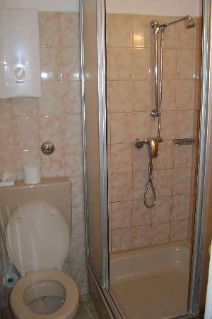 Hotel Columbia: La salle de bains