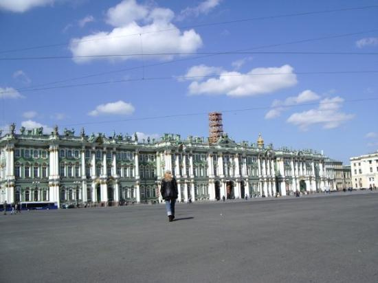 State Hermitage Museum and Winter Palace: St. Petersburg