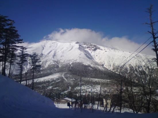 Kiso-machi, Nagano Prefecture, Japan....ONTAKE MOUNTAIN