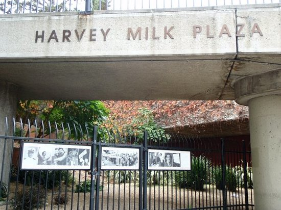 ‪Harvey Milk Plaza‬