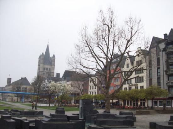 Cologne Marriott Hotel Koln