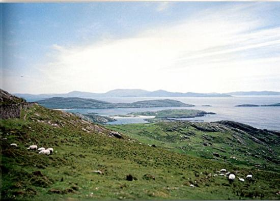 Ring of kerry killarney ireland