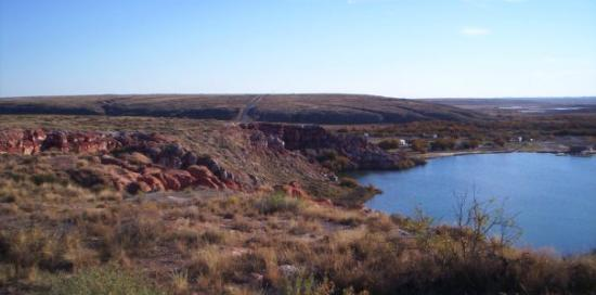 Bottomless Lakes State Park: Bottomless Lake Roswell NM