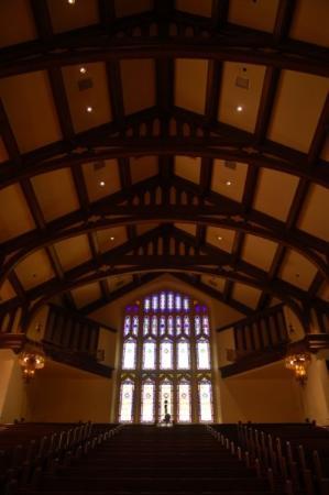Jackson, MS: first baptist church