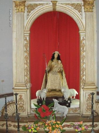 Barquisimeto, Venezuela: dentro del museo de la divina pastora.....!!!!!!!!!