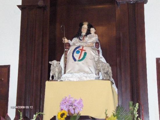 Barquisimeto, Venezuela: divina pastora.....