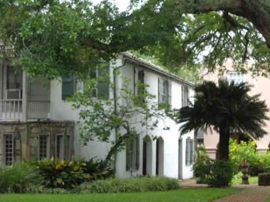 The Oldest House Museum Complex: St Augustine Oldest House (from the 1600s)