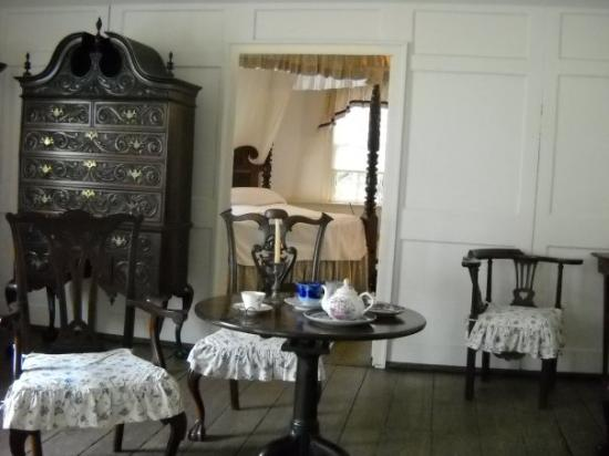 The Oldest House Museum Complex: St Augustine Oldest House -- the English Addition