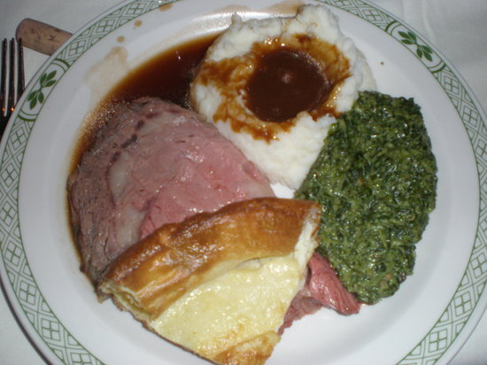 Lawry's The Prime Rib : Sorry for any drooling this may cause...