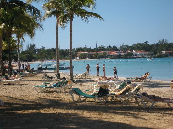 beach looking east