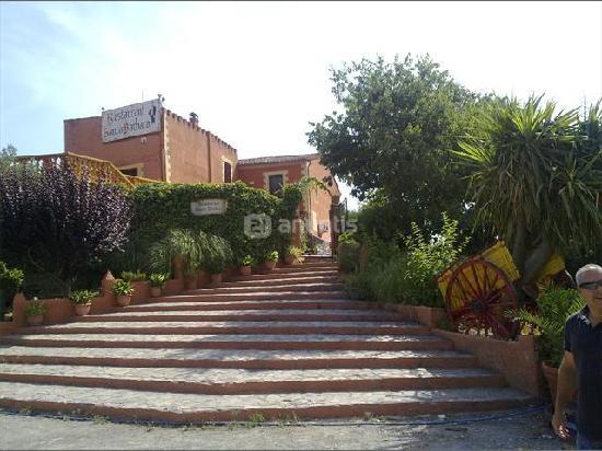 Sant Boi de Llobregat, Espagne : La masia