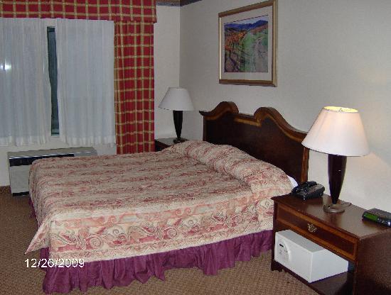 Northeast Garden Inn: King Bed