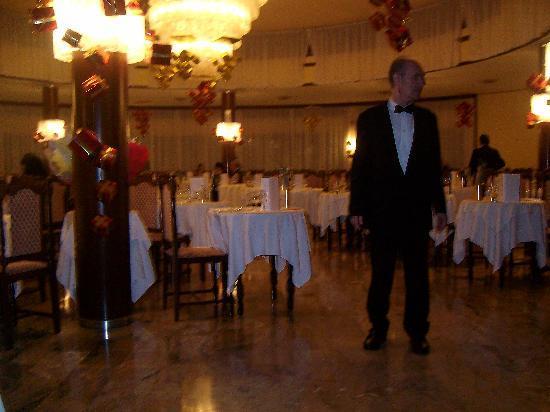 Hotel Abano Verdi Terme: Ristorante